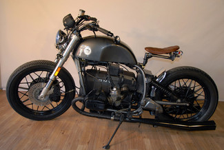 1981 BMW R100 VINTAGE STREET BOBBER MOTORCYCLE MADE TO ORDER Mendham, New Jersey 28