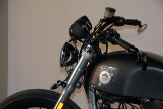 1981 BMW R100 VINTAGE STREET BOBBER MOTORCYCLE MADE TO ORDER Mendham, New Jersey 30