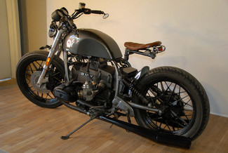 1981 BMW R100 VINTAGE STREET BOBBER MOTORCYCLE MADE TO ORDER Mendham, New Jersey 34