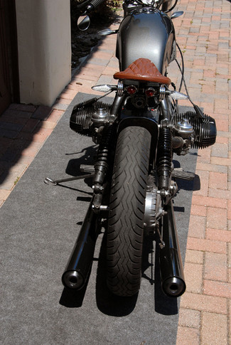 1981 BMW R100 VINTAGE STREET BOBBER MOTORCYCLE MADE TO ORDER Mendham, New Jersey 13
