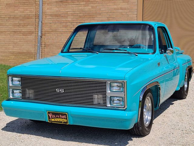 1981 Chevrolet C10 Custom Deluxe in Hope Mills, NC 28348