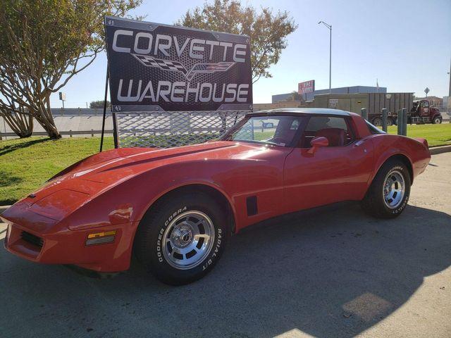 1981 Chevrolet Corvette in Dallas Texas