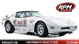 1981 Chevrolet Corvette Pace Car in Dallas, TX 75229