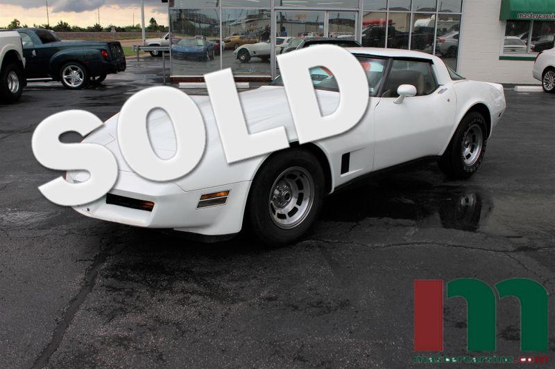 1981 Chevrolet Corvette    Granite City, Illinois   MasterCars Company Inc. in Granite City Illinois