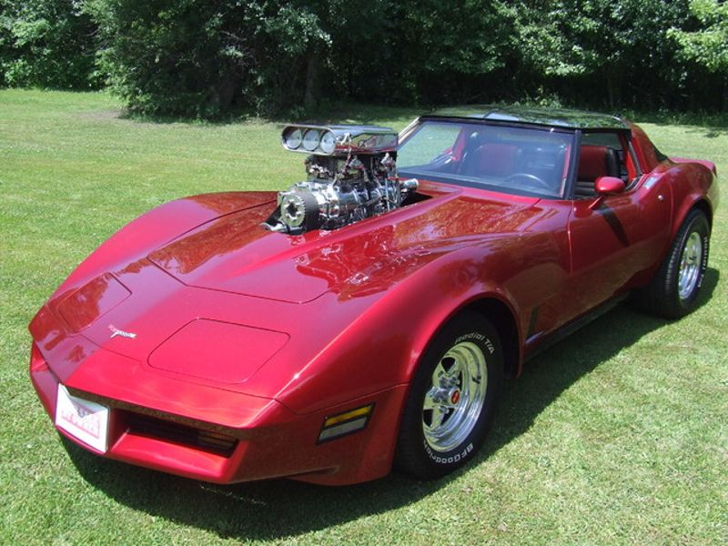 1981 Chevrolet Corvette    Mokena, Illinois   Classic Cars America LLC in Mokena Illinois