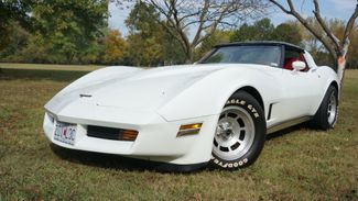 1981 Chevrolet Corvette T-TOPS in Valley Park, Missouri 63088