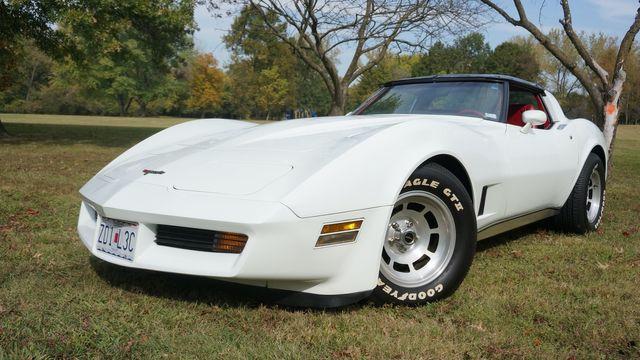 1981 Chevrolet Corvette T-TOPS