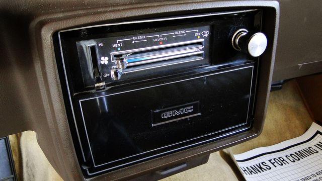 1981 Chevrolet El Camino MANUAL TRANS RADIO DELETE in Phoenix, Arizona 85027
