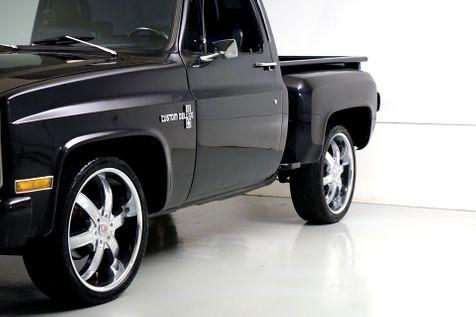 1981 Chevrolet Pickup C10* Custom Deluxe* Step Side* 5.0L V8* Manual***   Plano, TX   Carrick's Autos in Plano, TX