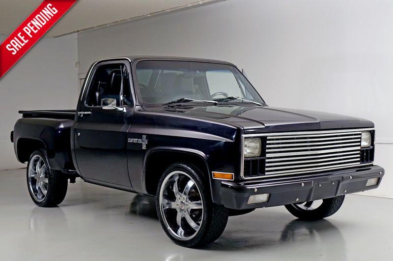 1981 Chevrolet Pickup C10* Custom Deluxe* Step Side* 5.0L V8* Manual***   Plano, TX   Carrick's Autos in Plano TX