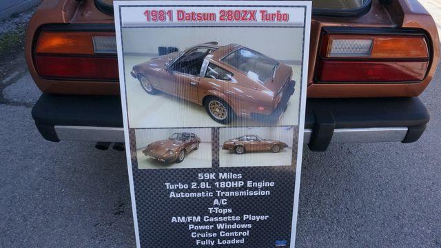 1981 Datsun 280ZX TURBO Valley Park, Missouri 22