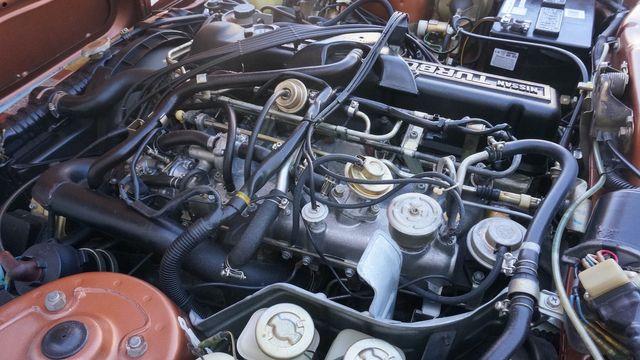 1981 Datsun 280ZX TURBO Valley Park, Missouri 23