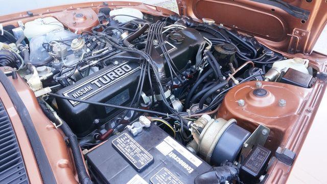 1981 Datsun 280ZX TURBO Valley Park, Missouri 28