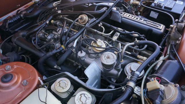 1981 Datsun 280ZX TURBO Valley Park, Missouri 26