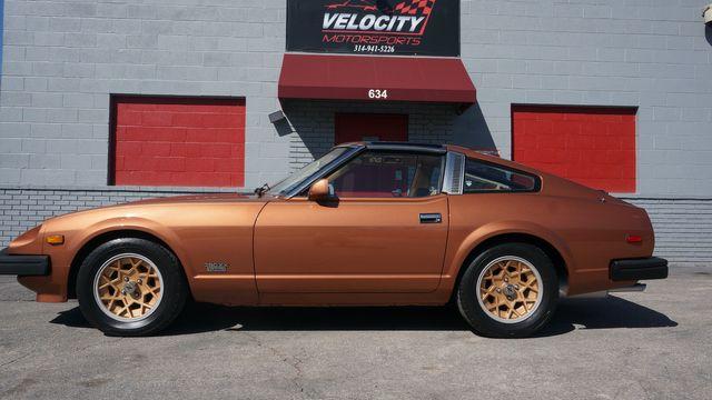 1981 Datsun 280ZX TURBO Valley Park, Missouri 2