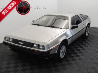 1981 Delorean DMC12 ALL ORIGINAL TIME CAPSULE ONLY 8200 MILES in Statesville, NC 28677