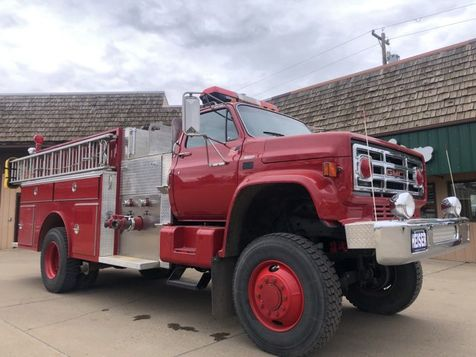 1981 GMC Fire Truck  in Dickinson, ND