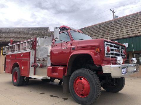 1981 GMC Fire Truck  in Dickinson, ND