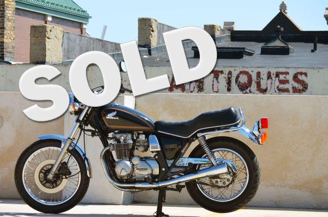 1981 Honda CB650-A Menasha, Wisconsin
