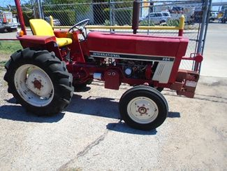 1981 International 274 tractor   Fort Worth, TX   Cornelius Motor Sales in Fort Worth TX