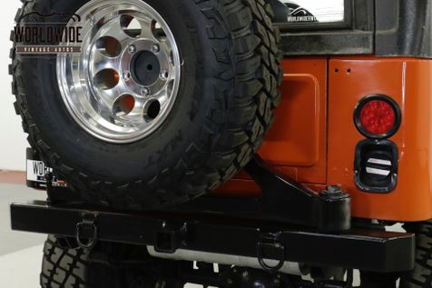 1981 Jeep CJ7  RESTORED FUEL INJECTED PS 5SPD LIFT CJ5  | Denver, CO | Worldwide Vintage Autos in Denver, CO
