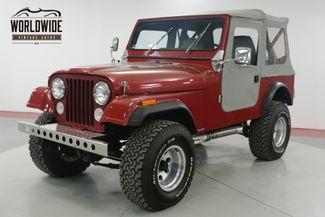 1981 Jeep CJ7 in Denver CO