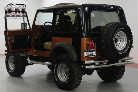 1981 Jeep CJ7  8000 MILES ON ENGINE  | Denver, CO | Worldwide Vintage Autos in Denver, CO
