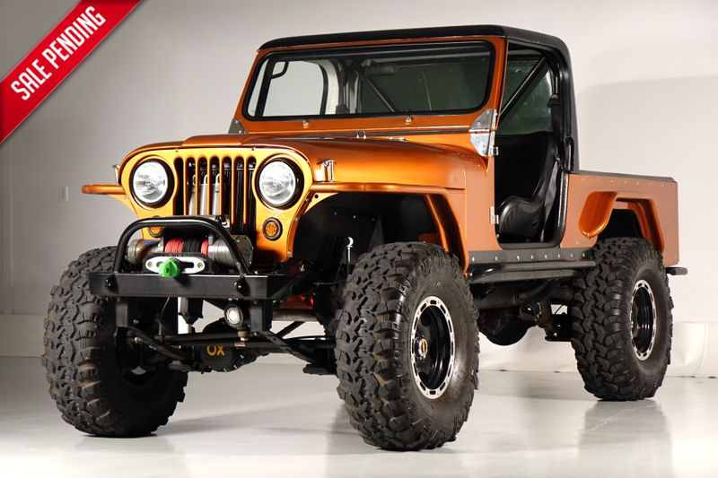 1981 Jeep Scrambler 4WD RESTOMOD * RARE* 4WD*   Plano, TX   Carrick's Autos in Plano TX