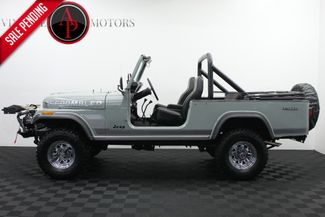 1981 Jeep Scrambler 4WD FRAME OFF WITH AC NEW BUILD in Statesville, NC 28677