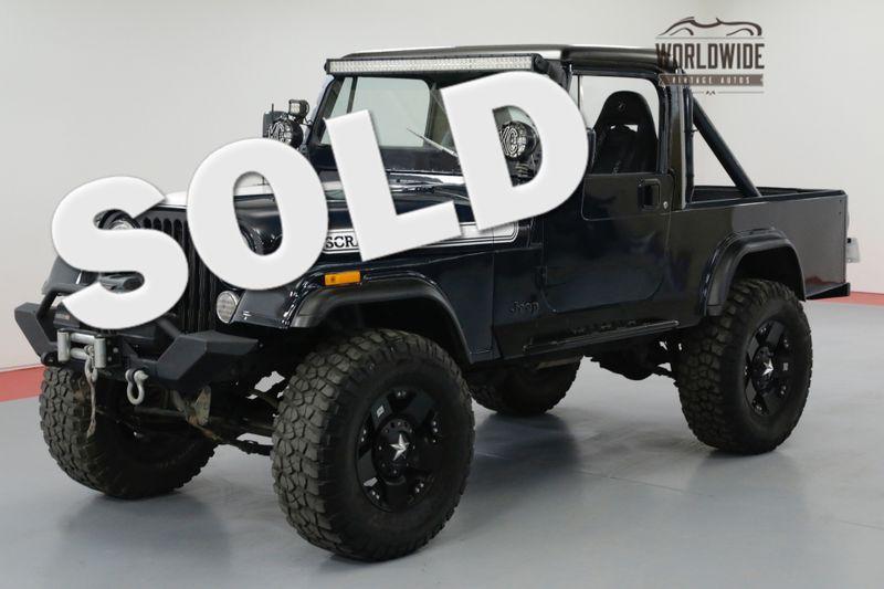 1981 Jeep SCRAMBLER CJ8 RESTORED HIGH DOLLAR BUILD CUSTOM | Denver, CO | Worldwide Vintage Autos
