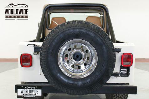 1981 Jeep SCRAMBLER 4.2L RESTORED CONVERTIBLE 4X4 PS   Denver, CO   Worldwide Vintage Autos in Denver, CO