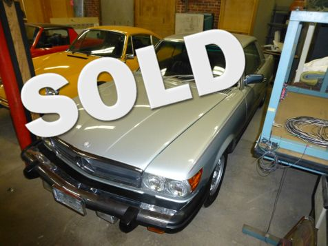 1981 Mercedes-Benz 380 Series 380SLC in Lawrence, MA