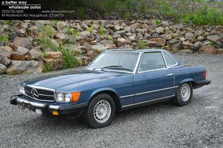 1981 Mercedes-Benz 380 Series 380SL Naugatuck, Connecticut