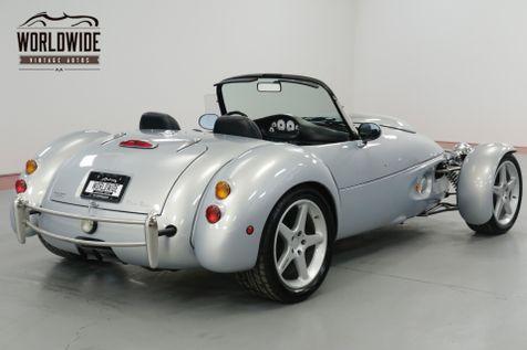 1997 Panoz AIV ALL ORIGINAL - ONLY 2 SILVER BUILT IN 1997 | Denver, CO | Worldwide Vintage Autos in Denver, CO