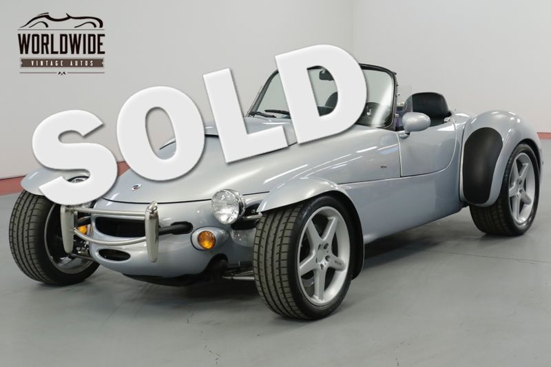 1997 Panoz AIV ALL ORIGINAL - ONLY 2 SILVER BUILT IN 1997 | Denver, CO | Worldwide Vintage Autos
