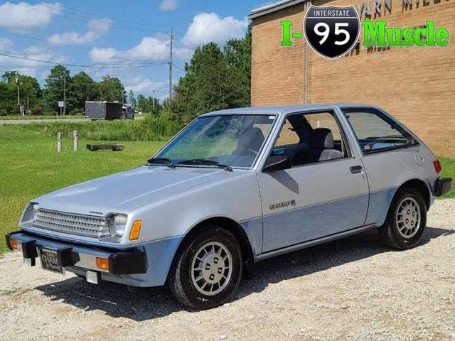 1981 Plymouth Champ Custom