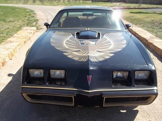 1981 Pontiac Firebird Trans Am Beaumont, TX