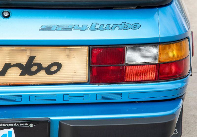 1981 Porsche 924 Turbo   city TX  Dallas Motorsports  in Wylie, TX