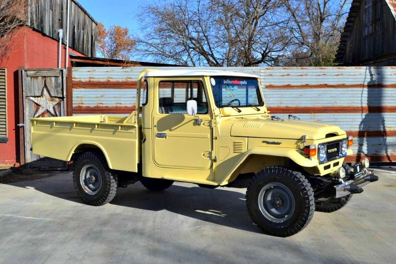 1981 Toyota FJ-45 Land Cruiser  city TX  Dallas Motorsports  in Wylie, TX