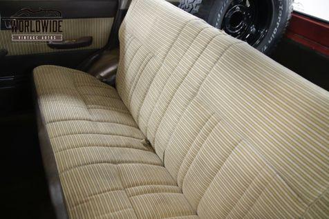 1981 Toyota LAND CRUISER FJ60 350 V8 ARB WINCH AUTO COLLECTOR 4x4  | Denver, CO | Worldwide Vintage Autos in Denver, CO