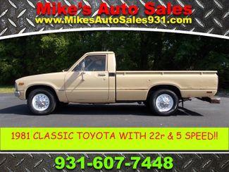 1981 Toyota Pickup Shelbyville, TN