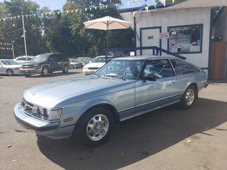1981 Toyota Supra Chico, CA 1