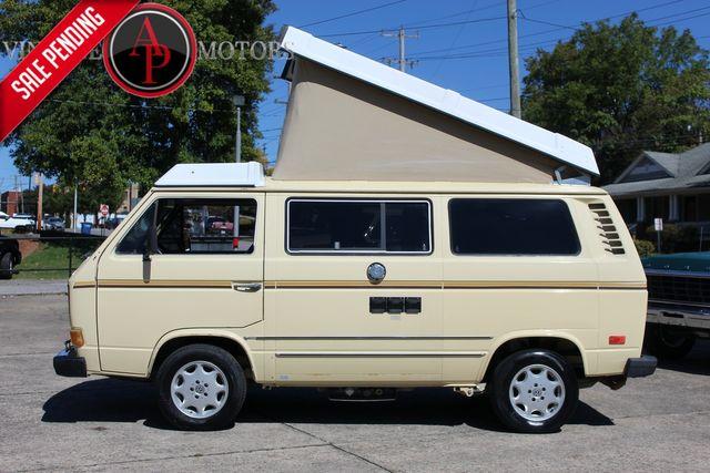 1981 Volkswagen Vanagon/Campmobile WESTFALIA FULL CAMPER