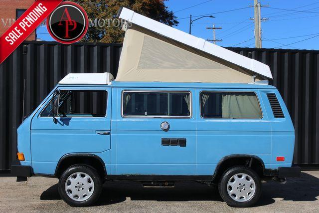 1981 Volkswagen Vanagon/Campmobile WESTFALIA CAMPER