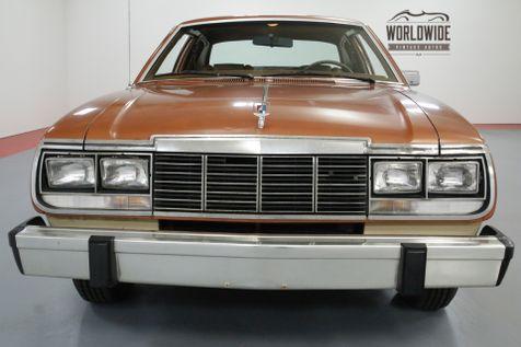 1982 Amc CONCORD DL 15,900 ORIGINAL MILES COLLECTOR! | Denver, CO | Worldwide Vintage Autos in Denver, CO