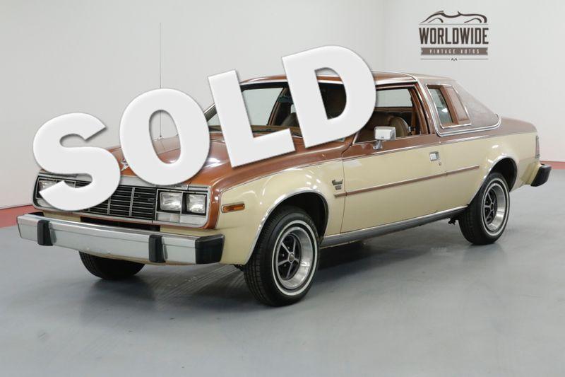 1982 Amc CONCORD DL 15,900 ORIGINAL MILES COLLECTOR! | Denver, CO | Worldwide Vintage Autos