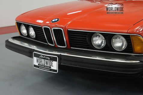 1982 BMW 6 Series 633CSi EXTENSIVE HISTORY AND RECORDS CLEAN LOW MILES | Denver, CO | Worldwide Vintage Autos in Denver, CO