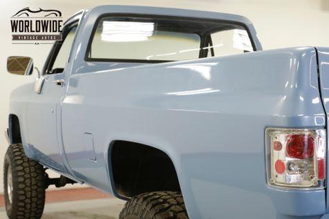 1982 Chevrolet TRUCK K10/C10 4x4 RESTORED V8 AUTO 15K MILES | Denver, CO | Worldwide Vintage Autos in Denver, CO