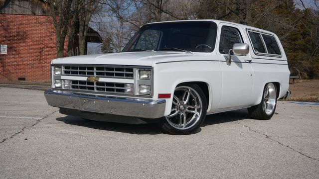 1982 Chevrolet Blazer RESTOMOD