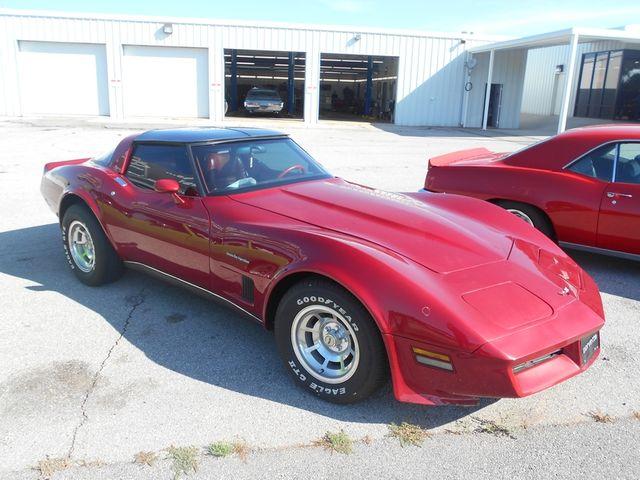 1982 Chevrolet Corvette Blanchard, Oklahoma